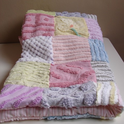 BABY CHENILLE BLANKET PATTERNS Free Baby Patterns