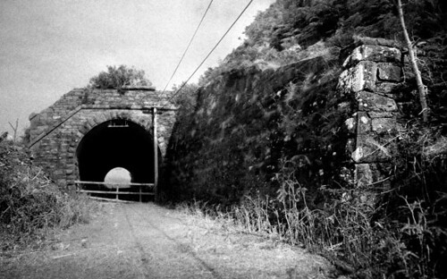 railroad ireland summer bw film flickr 28mm railway tunnel kerry best railways nikkormat 2c nikormat abandonedrailways 72dpipreview ©lowresolutionpreview ©2c