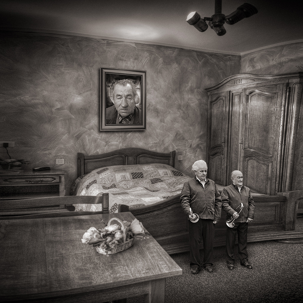 The Father's bedroom