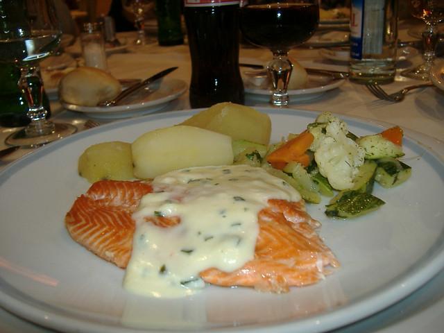 Lo último que comimos en Hotel La frontera - Temuco