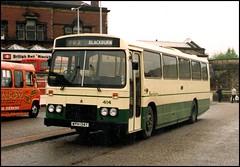 Blackburn Transport 414 WPH 134Y