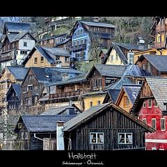 Hallstatt - Roofs
