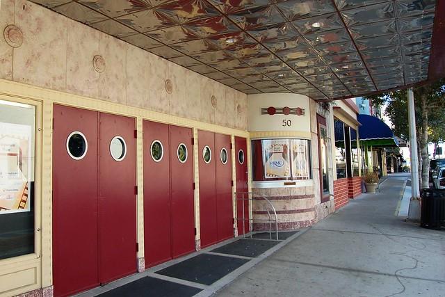 Ocala Florida Drive In Movie Theater