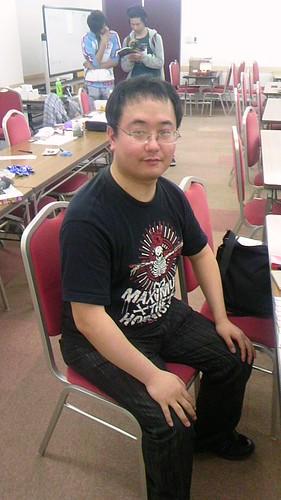 LMC Chiba 340th Champion: Masuno Ryosuke