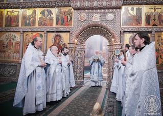Праздничное богослужение 470