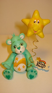 WISH BEAR, CARE BEARS