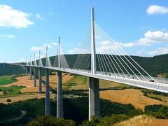 Les Viaducs Millau, Garabit & Ponts