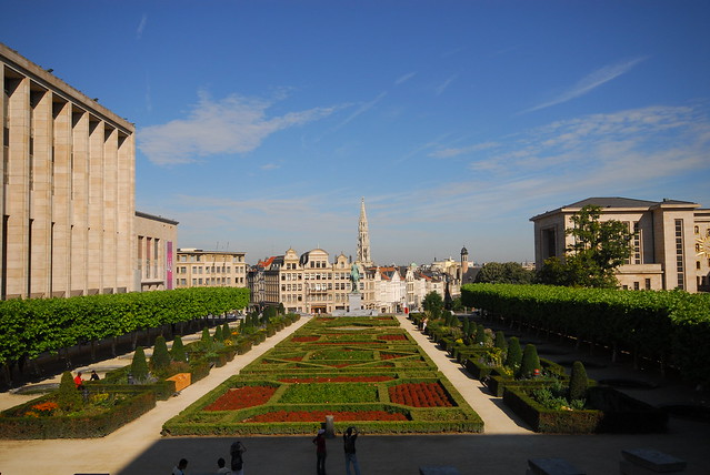 Brussels by CC user martin55 on Flickr