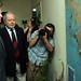 01/06/2009, Επίσκεψη με τον Πρωθυπουργό στο Κέντρο Επιχειρήσεων του Πυροσβεστικού Σώματος
