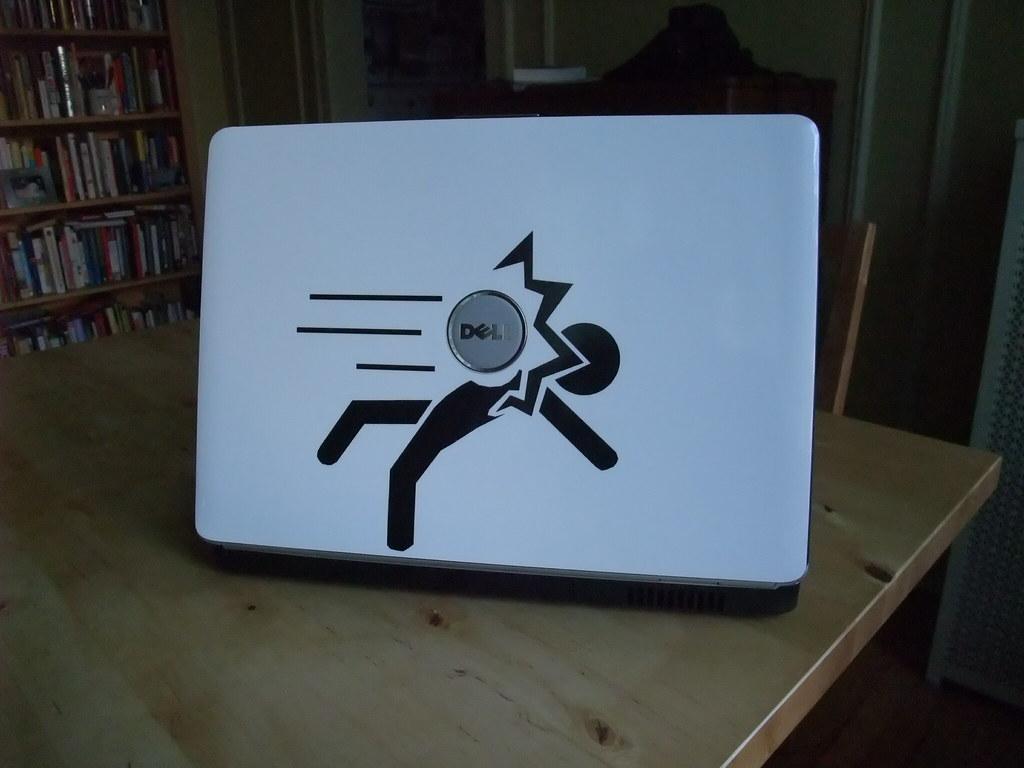 portal laptop skin