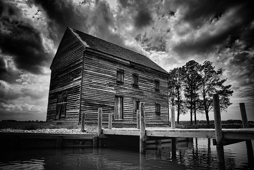 Tide Mill at Poplar Grove