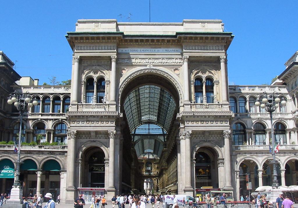 1 La Galleria Milan