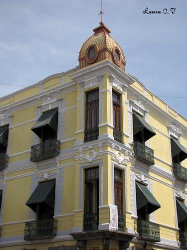 Church of Santo Domingo in Puebla