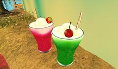 smoothie, fruit, drink, dessert, cocktail, juice, alcoholic beverage,