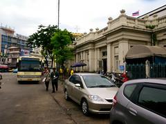 Hua Lamphong Station East Side