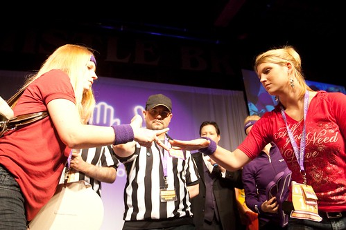 2009 Yahoo Rock Paper Scissors World Championships