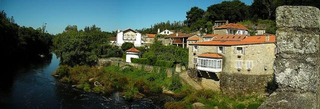 Ponte Maceira (Ames/Negreira, A Coruña)
