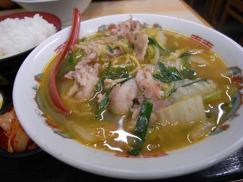 安い!多い!美味!昭和的食堂『さかえ食堂』@天理市 (by 奈良 ...