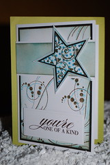 Linda christmas star one of a kind