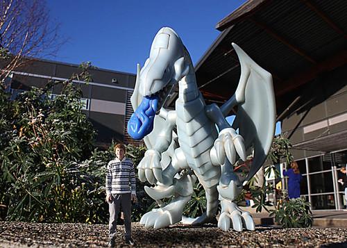 Blue Eyes White Dragon White Lightning 4177080012 6edf0e7a97 jpgBlue Eyes White Dragon White Lightning