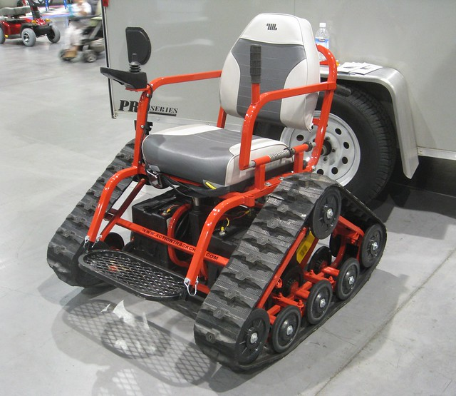 Offroad Road | All Terrain Wheelchairs. - Information on Mobility
