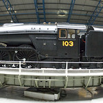 Flying Scotsman Panoramic