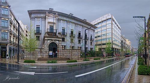 Antiguo Banco de España, Granada by puma3023