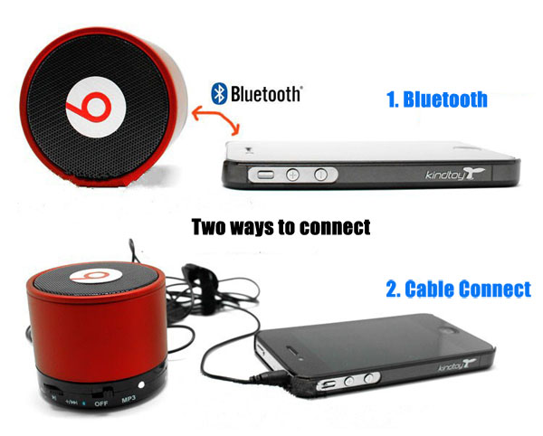 how to connect monster bluetooth speaker to tablet