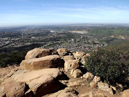2017 california sandiego hiking cowlesmountain