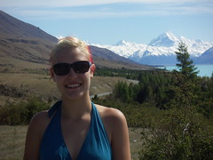 Me in New Zealand