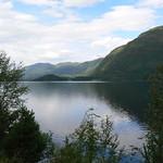 Hornindalsvatnet (Europe's deepest lake)