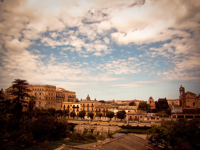 Palermo in the fall: European Travel in the Fall