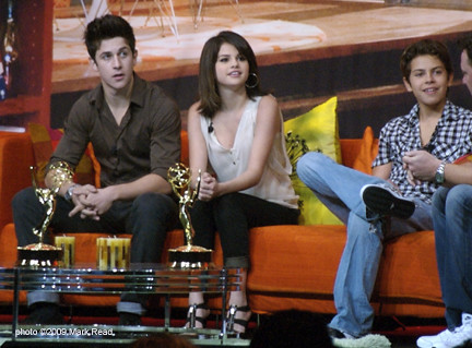 Wizards of Waverly Place Final Interview - Selena Gomez