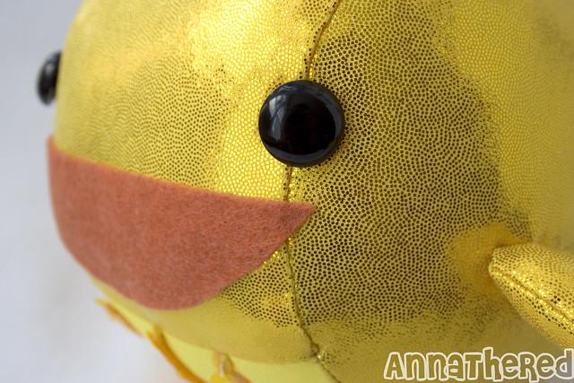 marblehead golden whale plush