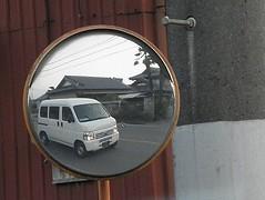 鏡の中のアクティー
