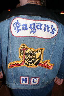 Pagans Motorcycle Club Members