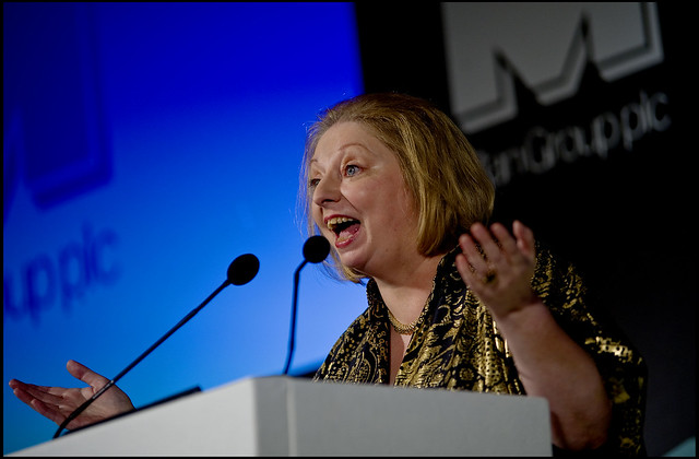 Hilary Mantel winner of the 2009 Man Booker Prize for Fiction © Sarah Lee