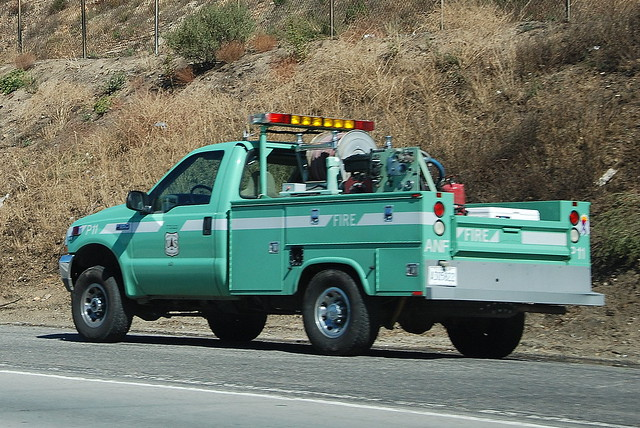 Antelope Valley Ford >> USDA FOREST SERVICE FIRE ANF P11 - FORD PATROL TRUCK   Flickr - Photo Sharing!