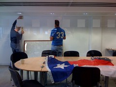 Meeting room 3 makeover