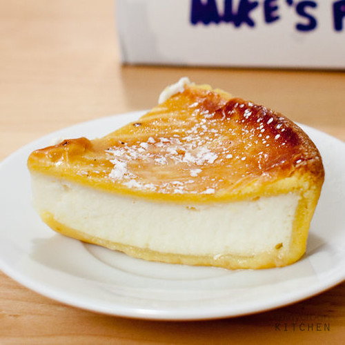 Ricotta Pie | Ricotta Pie from Mike's Pastry in the North En… | By ...