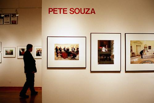 pete souza at leica gallery
