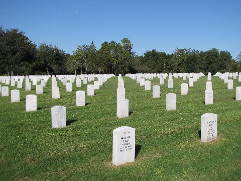 Florida National Cemetery - Bushnell, Florida | Flickr - Photo Sharing