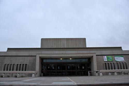 Brandon University - Western Manitoba Centennial Auditorium
