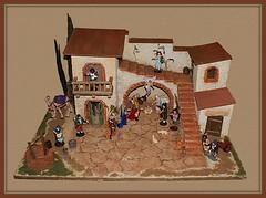 Presepi - Kerststallen - Christmas cribs