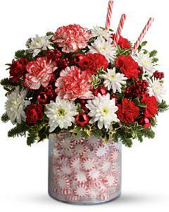 Telefloras Holiday Surprise Bouquet