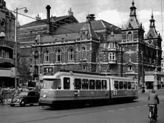 Gvb Amsterdam 553, Lijn 1