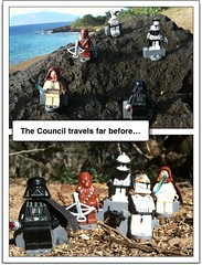 Episode 802 of our geocaching streak, Part 2