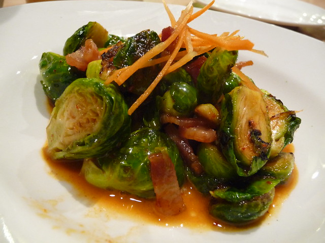 Kimchi Brussel Sprouts Whole Foods