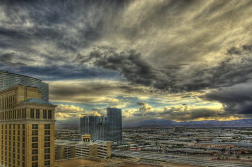 Sunset Las Vegas