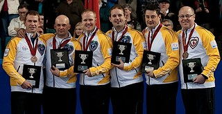 kamloops b c mar9 2014 tim hortons brier bronze medalist m. Black Bedroom Furniture Sets. Home Design Ideas